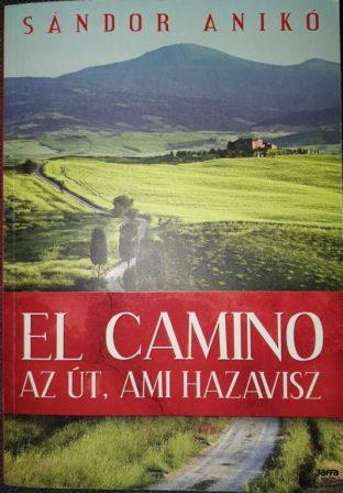 El Camino az út ami hazavisz_front